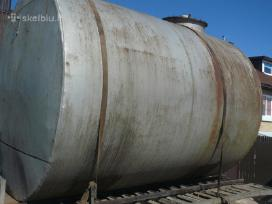 Cisterna,bačka,talpa,talpykla,smaluota 5kub.m.