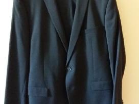 Vyriškas kostiumas tamsiai mėlynas
