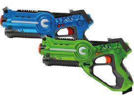Naujiena! Lazeriniai šautuvai tarpusavio kovoms