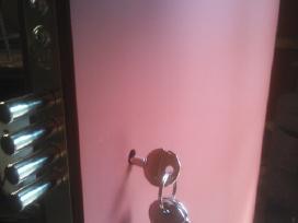 Plieninės durys rūsiams-sandėliukams.kiti gaminiai