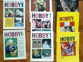 """Zurnalai """"Hobby"""" 1990 - 1996 metai."""