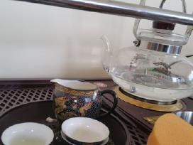 Tradicinis Kiniskos arbatos virimo aparatas