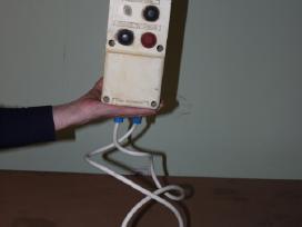 Automatinė apsauga nuo trifazės elektros srovės