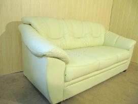 Naturalios odos sofa- lova savona - nuotraukos Nr. 2