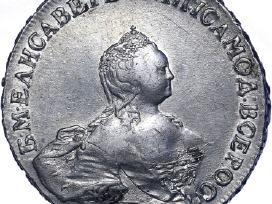 Brangiai perku sidabrines ir varines monetas