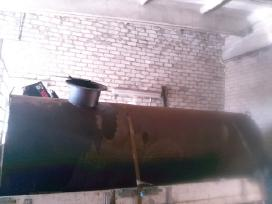 Bačka,cisterna,cisternos,talpa,talpykla 5kub.m.