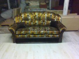 Minkštų baldų pervilkimas ir restauravimas - nuotraukos Nr. 9