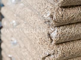 Akcija - Pjuvenu granules 175 eur