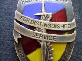 Perku Baltic Battalion ženkla