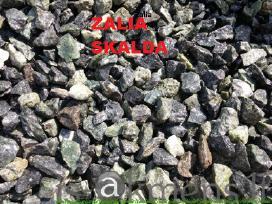 Dekoratyvine granito skalda, akmenukai