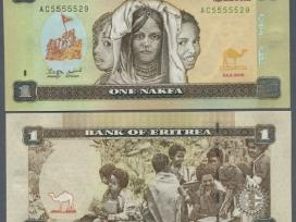 Eritreja 1 Nakfa 2015m. P-new Unc