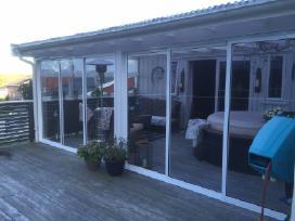 Žiemos sodo, terasos, lodžijų, balkonų stiklinimas - nuotraukos Nr. 10