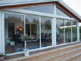Žiemos sodo, terasos, lodžijų, balkonų stiklinimas - nuotraukos Nr. 2