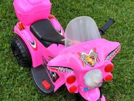 Naujas elektromobilis - motociklas - nuotraukos Nr. 2