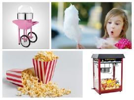 Popcorn (Spragėsių), Cukraus Vatos, Batutų Nuoma