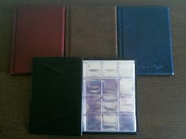 Nedidelis albumas monetoms 48, 96, 108, 192