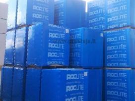 Akcija! Akyto betono blokai Roclite-40.50 eur/m3