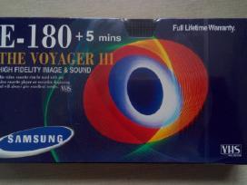 Samsung Vhs video kasetės