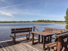 Poilsis prie ežero, namelis nuo 80€ - nuotraukos Nr. 8