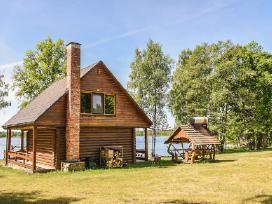 Poilsis žvejyba prie ežero namelis nuo 65€