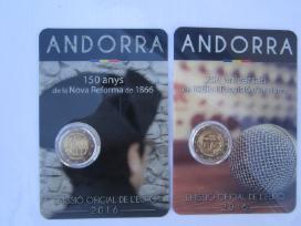 Andora 2016 m. progines dvieures