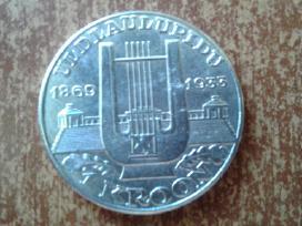 Estija 1 krona, 1933