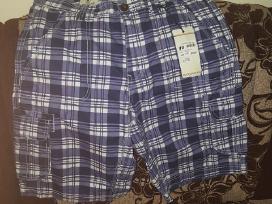 Nauji vyriški šortai Soulcal Cargo Check Shorts M