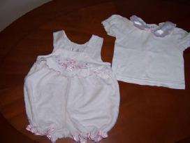 Nebrangiai, nauji ir dėvėti dukrytės drabužėliai. - nuotraukos Nr. 2