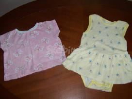 Nebrangiai, nauji ir dėvėti dukrytės drabužėliai. - nuotraukos Nr. 6