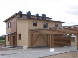 Fasadų šiltinimas, fasado šiltinimo medžiagos, pol