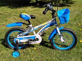 Nauji vaikiški dviračiai/dviratukai