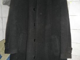 Ilgas itališkas paltas