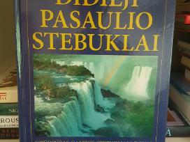 Puikios būklės pažintinės knygos