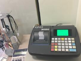 Naudotas kasos aparatas pardavimui