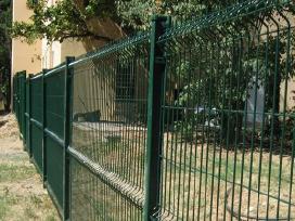 Segmentinė tvora: Aukšta kokybė už geriausia kaina
