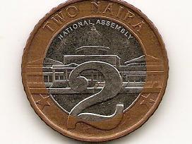 Nigerija 2 naira 2006 #19