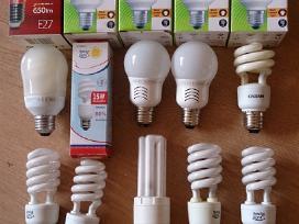 Parduodu energija taupancias lemputes