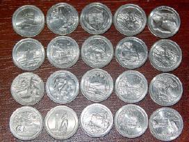 JAV dolerio ketvirčiai, quarters