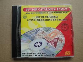 Nyderlandų p.ženklų katalogas 1997m.