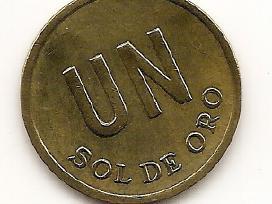 Peru monetos
