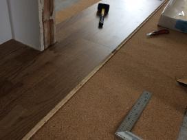Profesionalus grindų klojimas