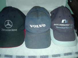 Originalios kepurikės vnt. 10 €