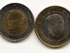 Marokas 2016 monetu rinkinukas