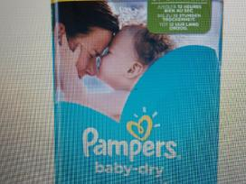 Pampers Is Anglijos Urmu