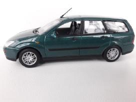 1/43 modeliukai Ford Focus Mk1 Turnier