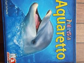 Aquaretto Stalo zaidimas