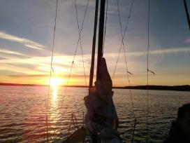 Jachtos nuoma plaukimas jachta kaune