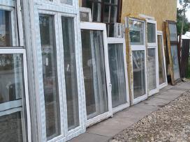 Naudoti langai 1.70~ 2.00m aukscio