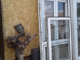 Naudoti langai 1.7~ 2.0m aukscio