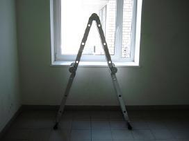Galiu dirbti iki 5 metrų aukštyje